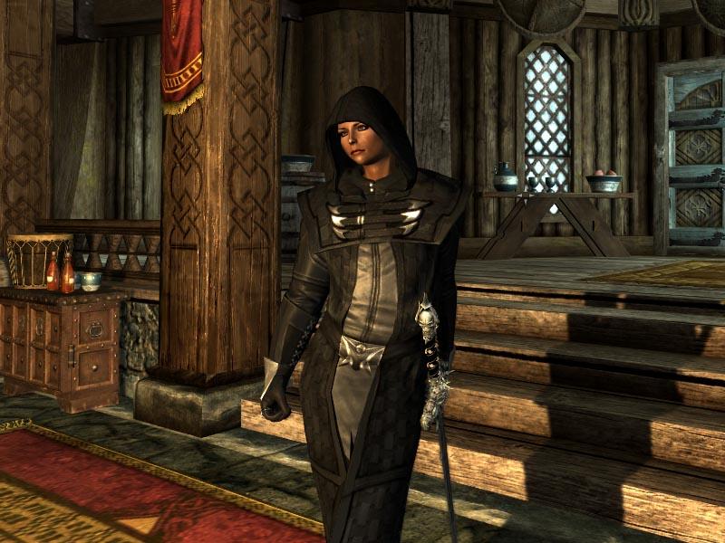 Мод одежда инквизитора