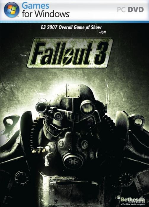 Fallout 3 Прохождение Анкоридж
