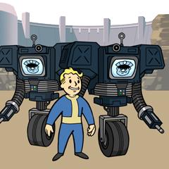 Fallout: New Vegas прохождение Land Часть 143 Казино